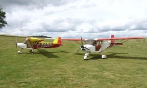 Skyranger Vmax (12DM) et Swift (12DK)